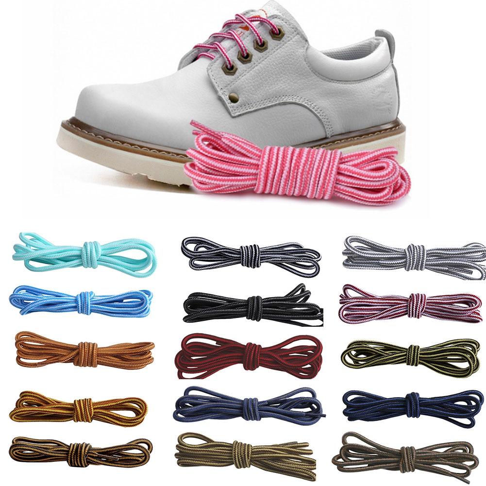 90cm Round Shoelaces For Women Men Unisex Sneaker Shoe Laces Sport Boot lace Athletic Shoe String 1 Pair цена