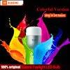 Original Xiaomi Yeelight Blue II LED Smart Bulb Color E27 9W 600 Lumens Mi Light Xiaomi