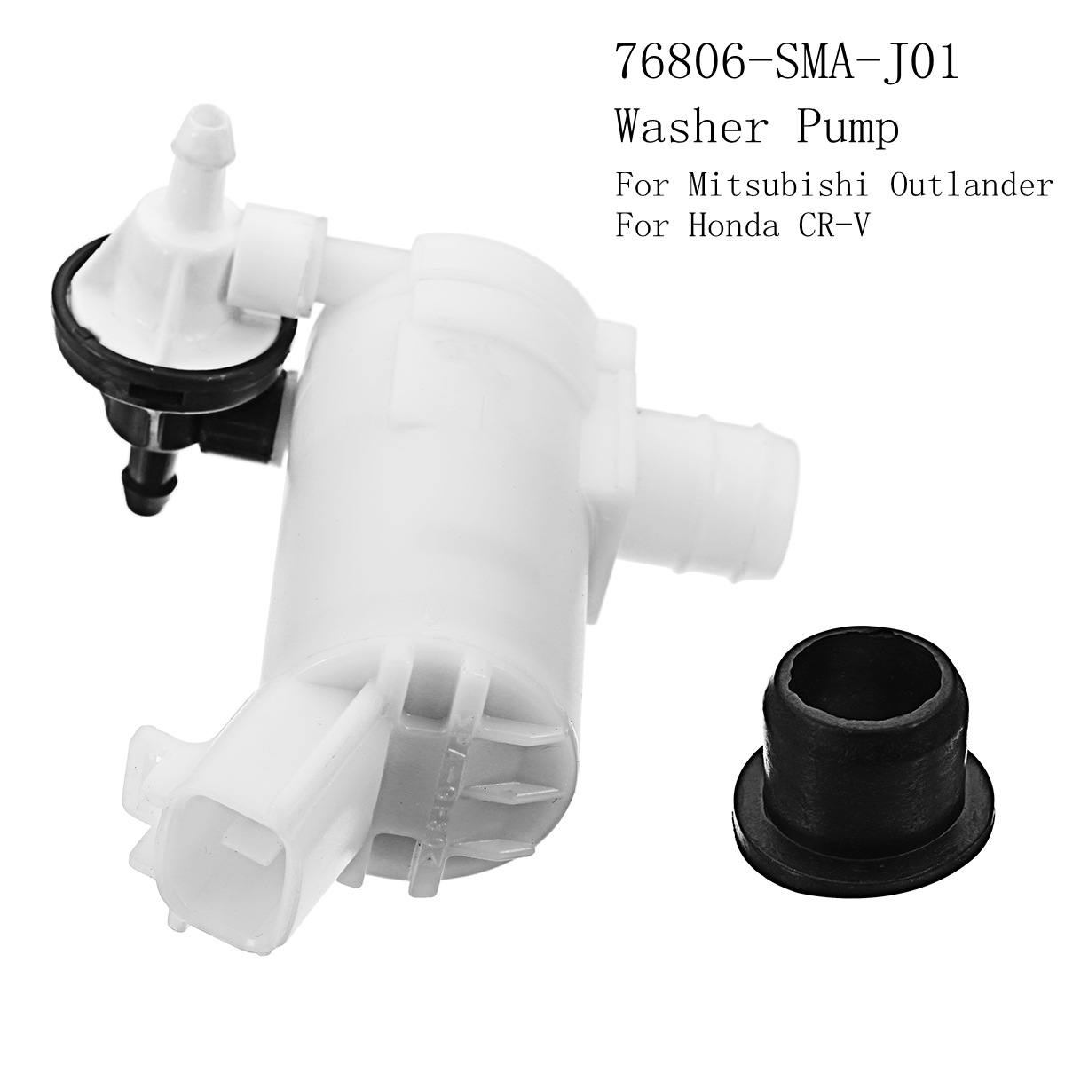 76806-SMA-J01 Windshield Wiper Washer Pump For Mitsubishi Outlander 2011-2015 For Honda For CR-V 2007-2011