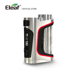 Image 3 - Gümrükleme orijinal Eleaf iStick Pico S kutusu Mod/iStick güç iPower çıkış 100W watt VW/baypas/TC modu elektronik sigara