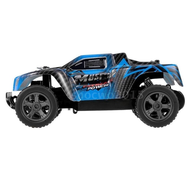 1/ 18 Radio Control RC Car RTR 20km/h  High Speed Short-course RC Car Kids Toy Electric Carros Control Remoto 2812
