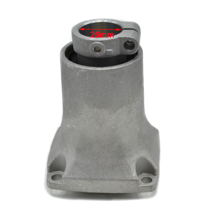 Clutch Housing Drum Casing 26mm 7 Spline Shaft Strimmer Brush Cutter Multi Tool 26CC 1E34F Parts цена