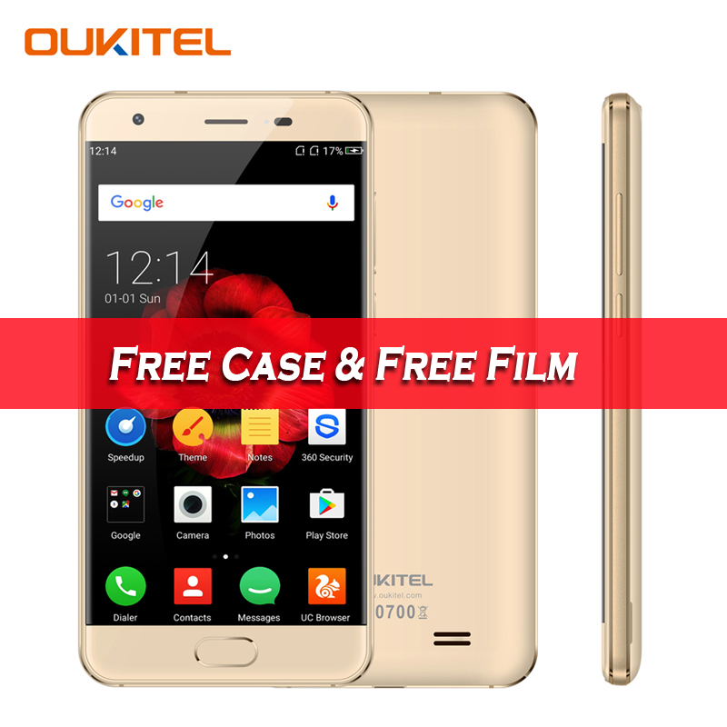 New Oukitel K4000 Plus 4G Mobile Phone Android 6 0 5 HD MTK6737 Quad Core 1