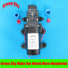15W dc 12v diaphragm high pressure water pump