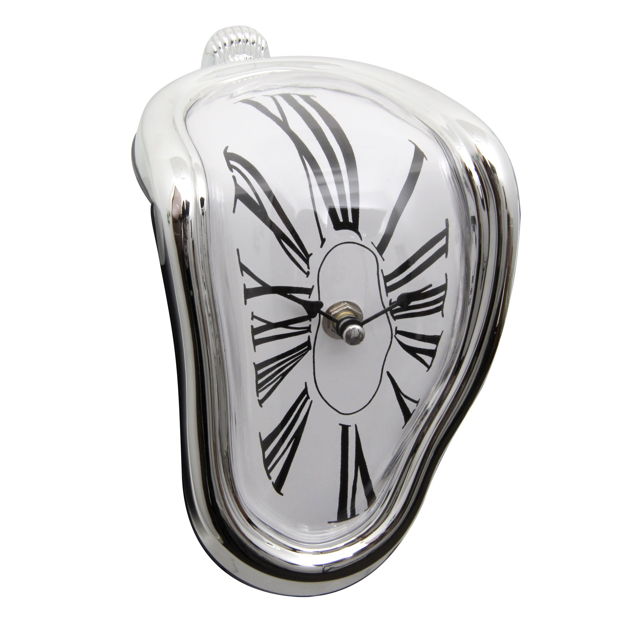 Melting Clock Home Art Design Large Hanging Wall Clocks Silent Wall