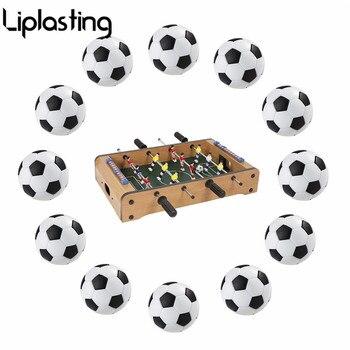 Liplasting Kid Play Toy 4pcs  12pcs Plastic Table Football Traditional Pattern Design Encapsulation Process Indoor Game