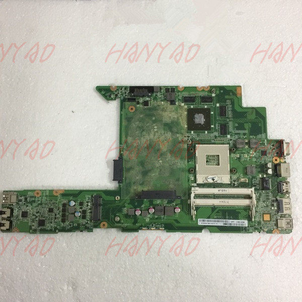 DAKL6MB16G0 For Lenovo Z470 Laptop Motherboard DDR3 REVG Fully TestedDAKL6MB16G0 For Lenovo Z470 Laptop Motherboard DDR3 REVG Fully Tested