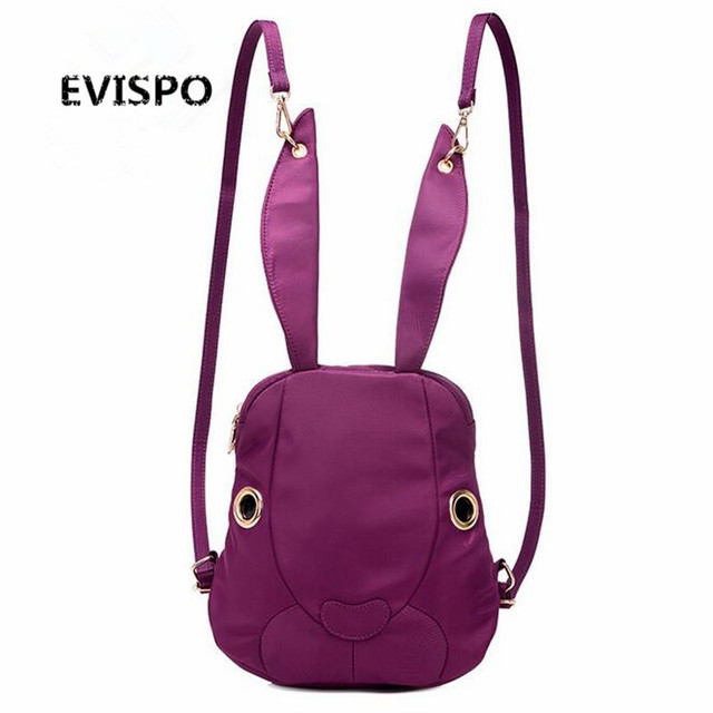EVISPO new Girls Designer Backpacks Small Latest School Bag Amazing  Backpack School Backpack For Teenager Girls Nylon Bags 2b30b0fad4b55