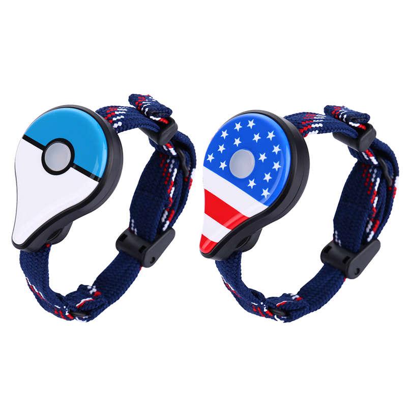 For Pokemon GO Plus Bluetooth Wristband Bracelet Watch ...