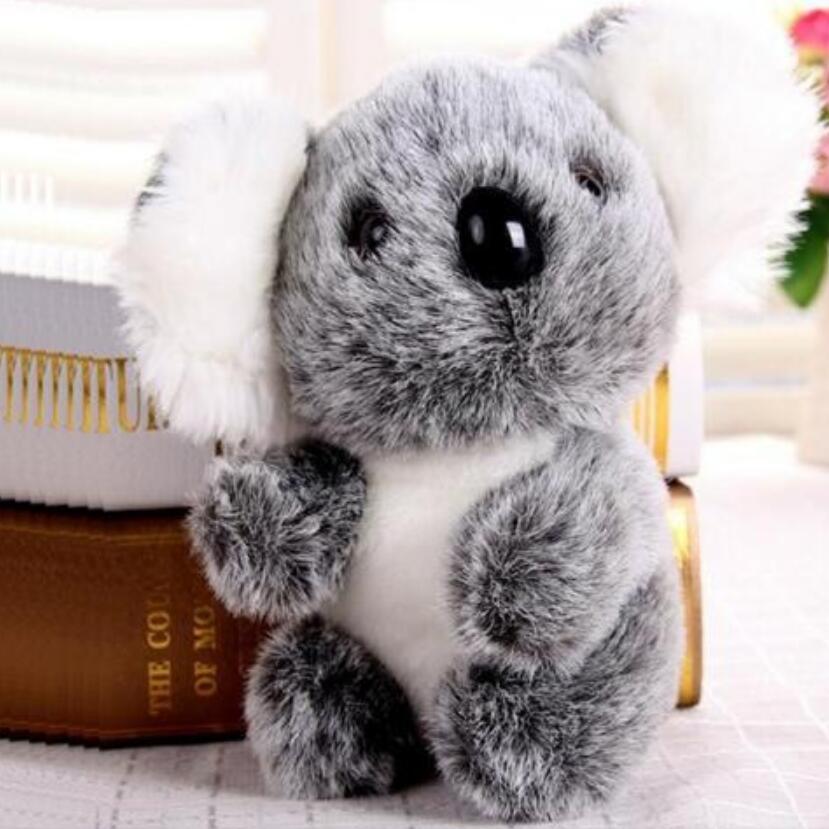 12cm 16CM New Arrival Super Cute Small Koala Bear Plush Toys Adventure Koala Doll Birthday Christmas