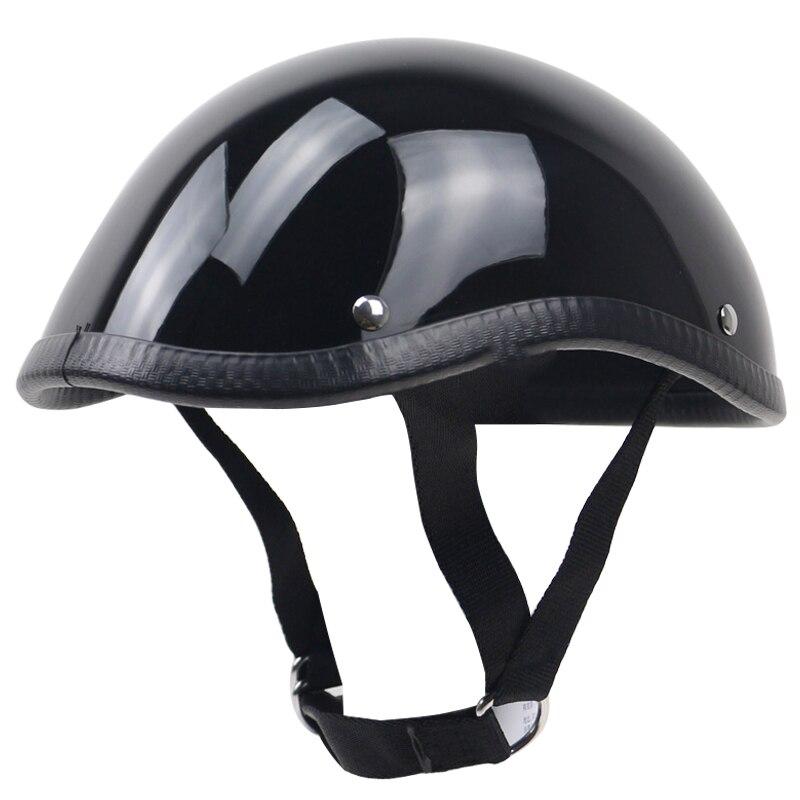 Klasyczny kask motocyklowy klasyczny atrakcyjny design