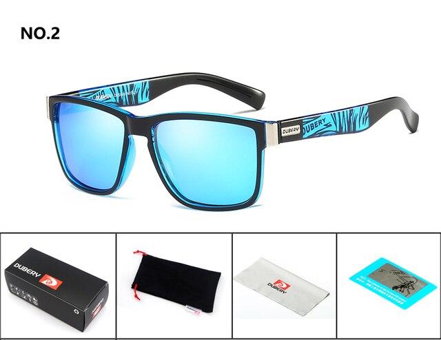 3352e704c9 DUBERY D518 2018 Sport Sunglasses Polarized