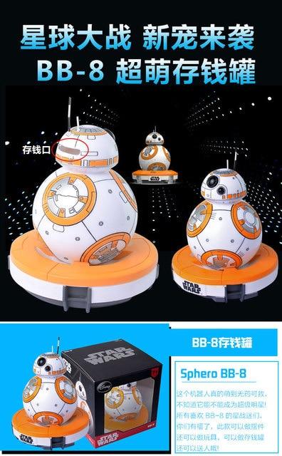 Фигурка Звездные воины BB-8, 15 см 2
