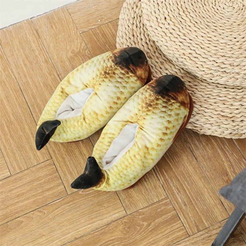 Unisex Fish Indoor Slippers 3