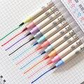 10 видов цветов/набор акварельных кистей ручка из мягкого волокна набор кистей для рисования