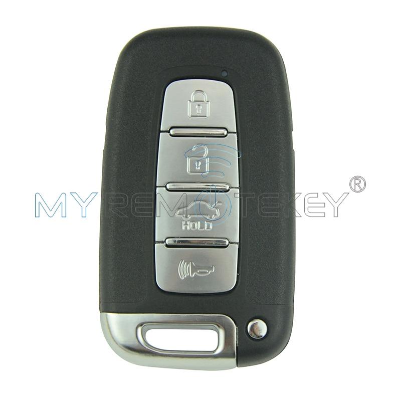 Thornton Hyundai: Smart Remote Key Accent Elantra IX35 Smart Key 4 Button