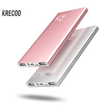 Large Capacity 20000mah Dual USB Fast Charge External Battery For Smartphone External Portable Battery Charger Powerbank