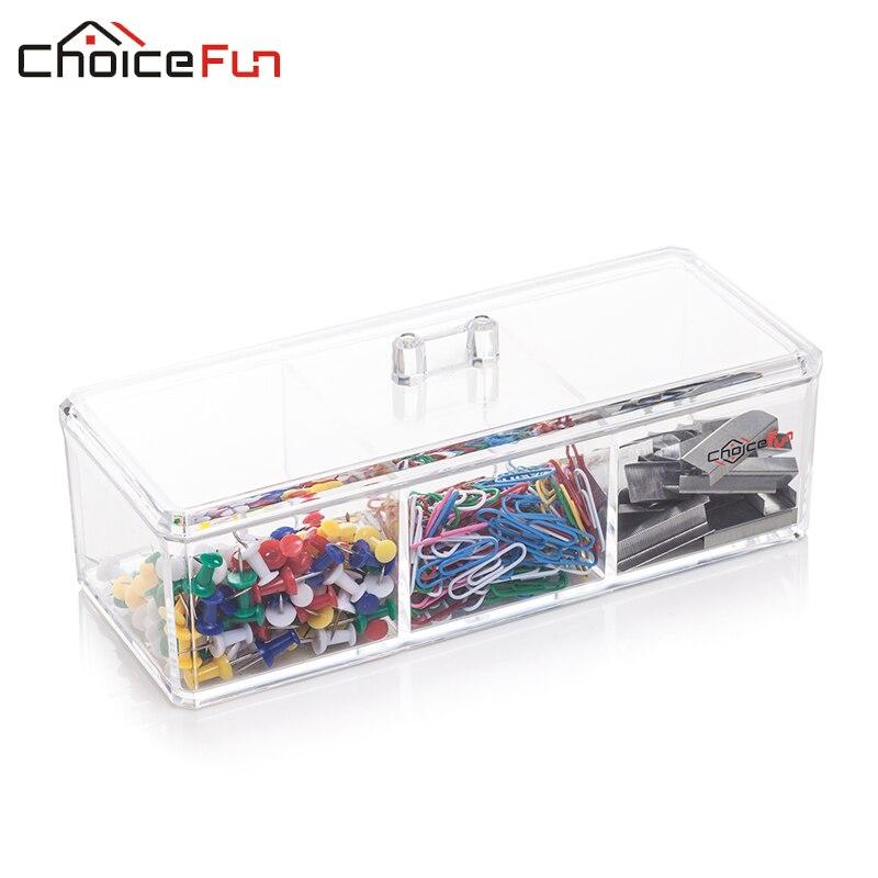 Box Makeup-Organizer Cosmetic Storage-Box Acrylic Caja SF-1171-1 CHOICEFUN Rangement