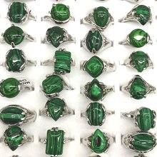 50 pcs Malachiet Ringen Gemengde Voor Vrouwen Goedkope Ringen Voor Promotie