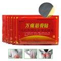 64 Pcs/8 Bags Chinês Gesso Médica Pé Muscular Dor Nas Costas Dor No Pescoço Tratamento do Reumatismo Artralgia Artrite Reumatóide C370