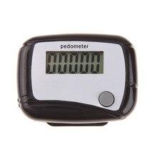 Run calorie distance step walking counter pedometer portable mini shipping free