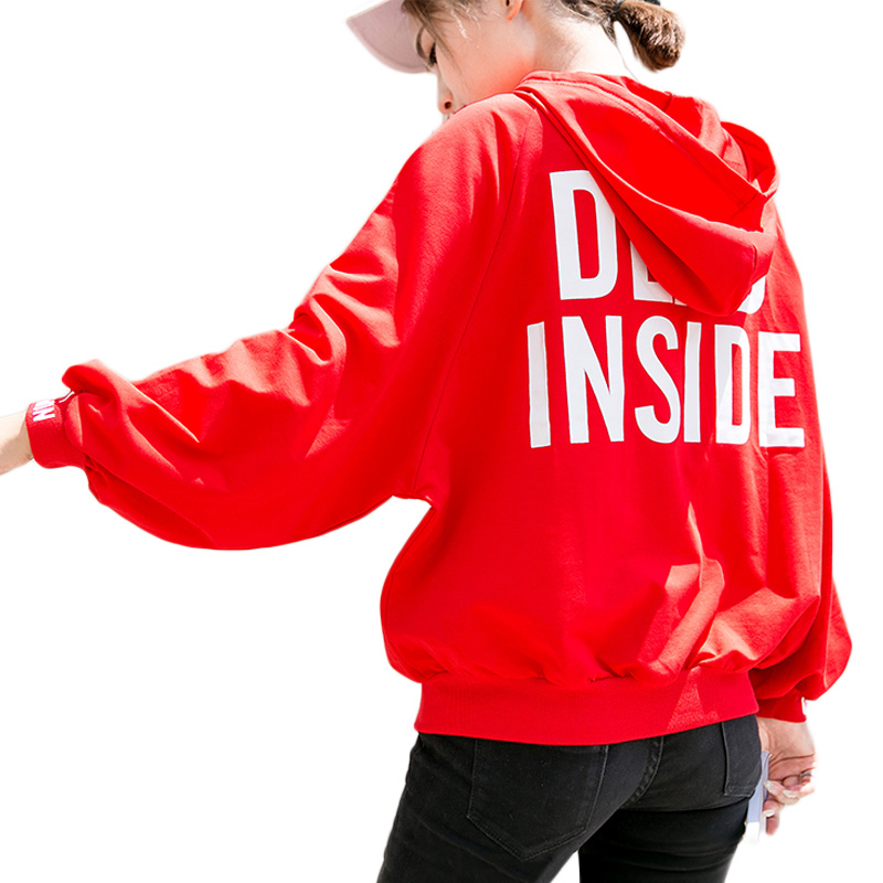 Popular Hoodies Women Cool Red-Buy Cheap Hoodies Women Cool Red ...