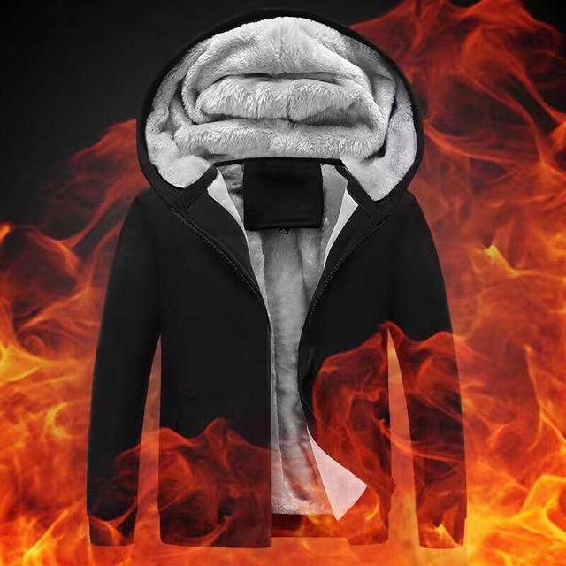 Fitness Men's Sportswear Hoodies