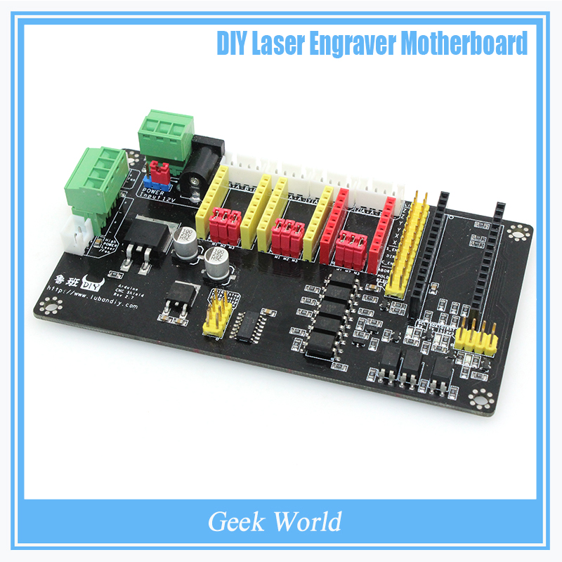 Engraving Electronic Control Panel Threes