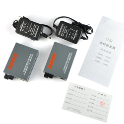 A side or B side HTB-3100 HTB-3100 A/B 25KM netLINK 10/100M Single-mode Single-fiber WDM Fiber Media Converter A 1310nm B 1550nm