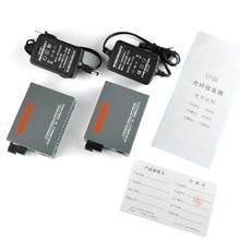 サイドまたはbサイドHTB 3100 HTB 3100 a/b 25 キロnetlink 10/100mシングルモードシングル繊維wdm繊維メディアコンバータa 1310nm b 1550nm