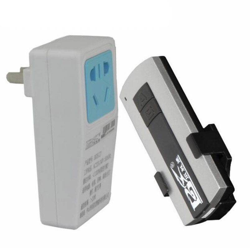 Smart Home Fixed Code AC220V 1CH Wireless Remote Control Socket Switch with Transmitter Promotion Price 315/433mhz promotion price wireless