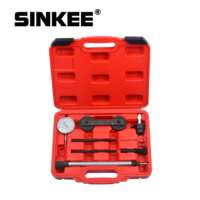 Conjunto de ferramentas de travamento  kit de ferramentas de travamento do motor para vw audi 1.4 1.6fsi 1.4tsi 1.2tfsi/fsi sk1277
