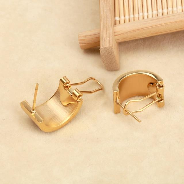 Элегантные Ювелирные наборы welmag для женщин ожерелье и серьги