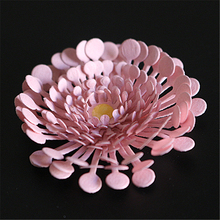 Metal Besutiful Flower Cutting Dies Scrapbooking Embossing DIY Decorative Cards Cut Stencils