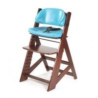 Keekaroo 0055214KR 0001 высота правильно дети стул из красного дерева с аква подушки комфорта