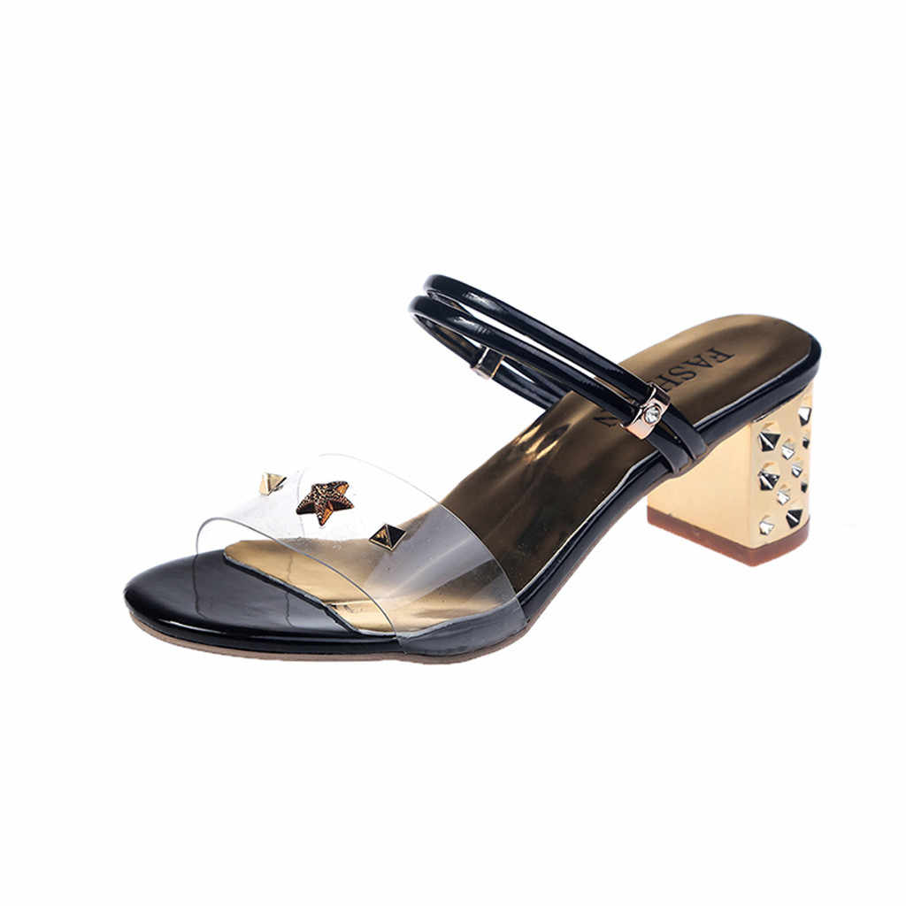 YOUYEDIAN יוקרה סנדלים סקסי עקבים גבוהים נשים של אופנה עקבים גבוהים שמלה עקב סנדלי שמלת מפלגה אלגנטי משאבת נעל # g4