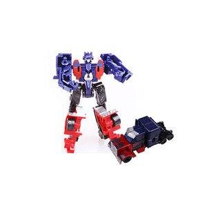 Image 2 - חדש הגעה שינוי צעצועי ילדים קלאסי הדבורה Optimus ראש רובוט מכוניות צעצועי 7 סגנונות דמויות ילדי חינוך צעצוע מתנות