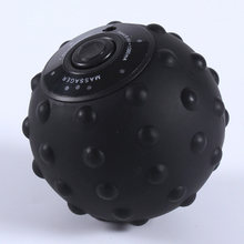 NEW-Vibrating Massage Ball Electric Massager Muscle Relaxation Massager Fitness Yoga Exercise Recovery Vibrating Handball(China)