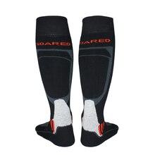 Для мужчин зимние теплые Термальность лыжный Носки для девочек толстые хлопчатобумажные спортивные сноуборд Велоспорт Лыжный Спорт Носки для футбола therm Носки для девочек Гетры для девочек носки