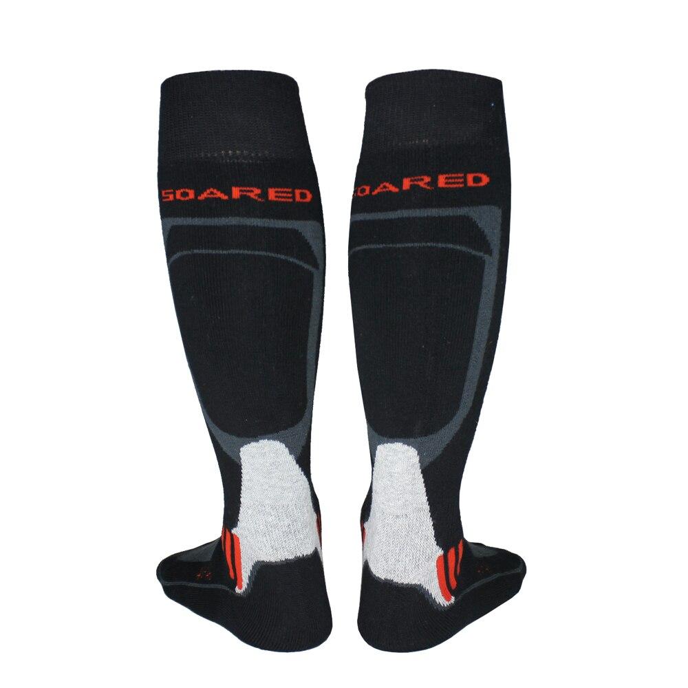 Männer Winter Warm Thermische Ski Socken Dicker Baumwolle Sport Snowboard Radfahren Skifahren Fußball Socken Thermsocks Beinlinge socke 2017