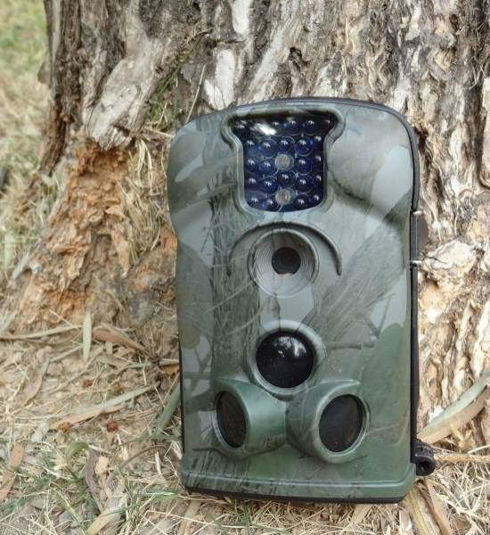 12mp HD game camera 13 languages night vision waterproof IP54