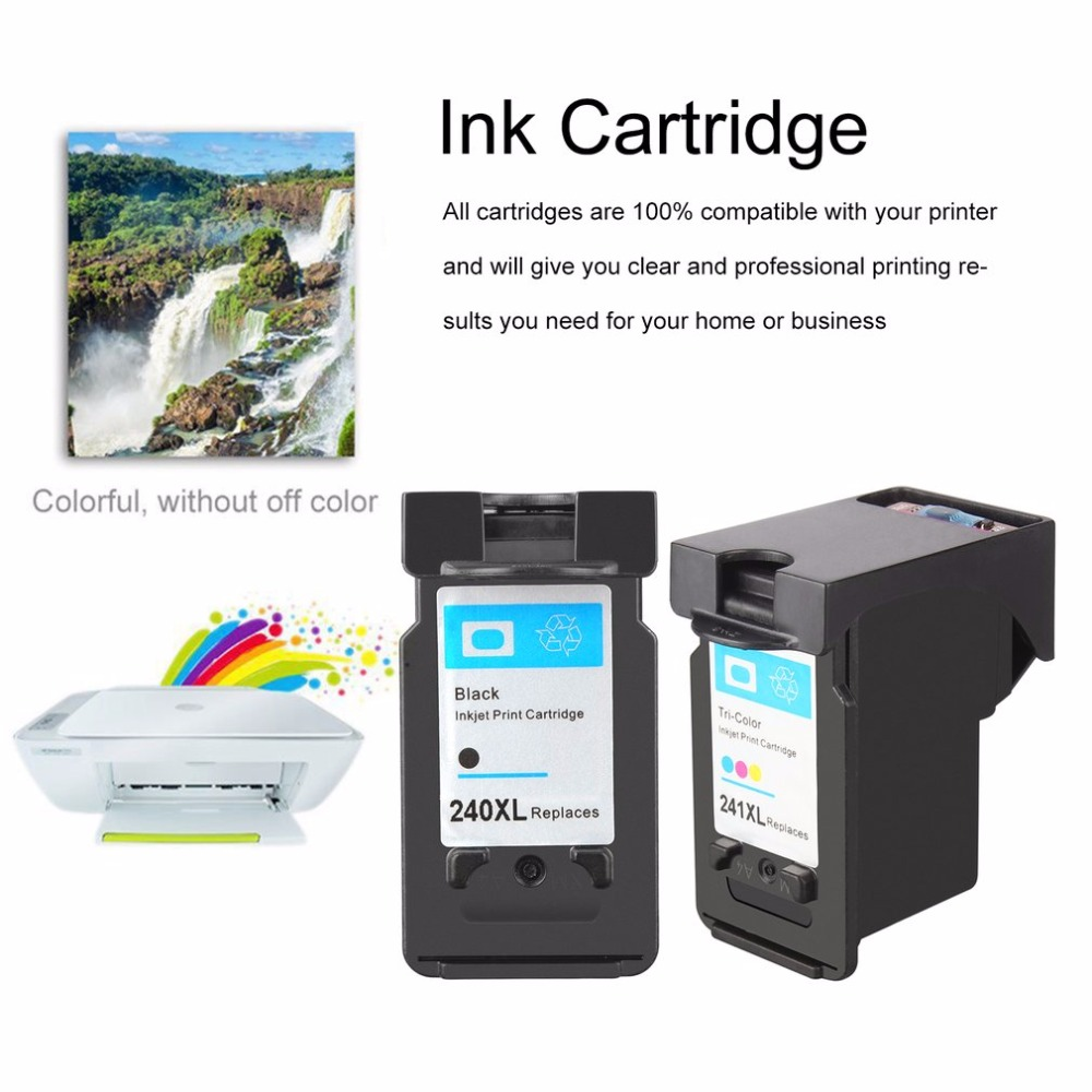 2pcs Pg 240xl For Canon 240 And 241 Ink Cartridges Pixma Catridge 47 Black Original 100 Mg2120 Mg2220 Mg3120 Mg3220 Mx434 Mx514 Mg4120 Mg4220 Mx512 In From