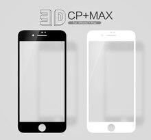 Nillkin Для iphone 7 plus Экран 3D CP + МАКС 0.33 мм полное покрытие Anti-Explosion Закаленное Стекло Экрана Протектор Для iphone 7 плюс