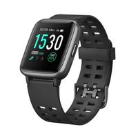 ID205 HD Touch Screen Smart Watch Wearable Heart Electronics Stock Tracker Heart Rate Tracker Bluetooth Waterproof Smartwatch