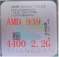 shipping for Athlon X2 4400+ 2.2GHz Dual-Core CPU Processor X2 4400+ ADA4400DAA6CD ADV4400DAA6CD 95W Socket 939PIN