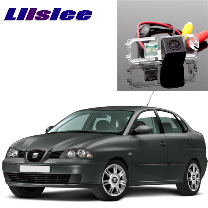 Liislee Car Reversing Camera For SEAT Cordoba 6K 6L 1999~2014 High Quality Rear View Back Up Camera For Fans
