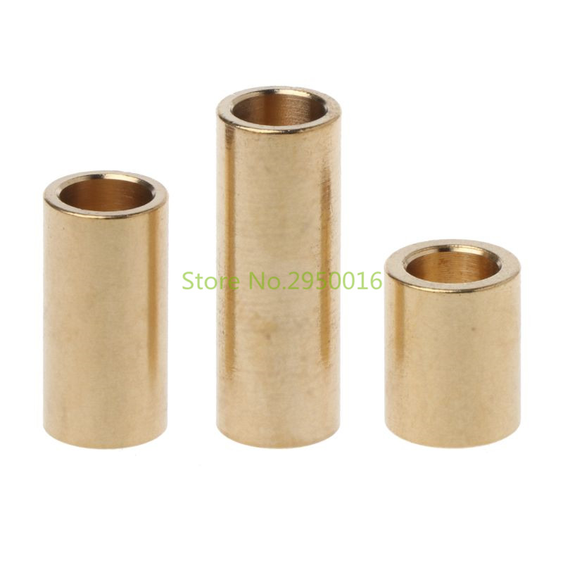 Self-lubricating Brass Copper Sleeve Special Bearings Bushing Slide Metallurgy Bushing Brass Parts 11*22mm 11*30mm 12*15mm C26