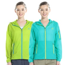 2017 Spring Summer Outdoor Sun Protection Women Skin Jackets Light-weight Breathable Girl Sun-protective Beach Hiking Thin Coats