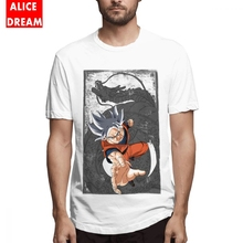 Dragon ball t shirt Son goku Super saiyan Tee Shirt Good T-Shirt Pure Cotton S-6XL Big Size Tee Shirt стоимость