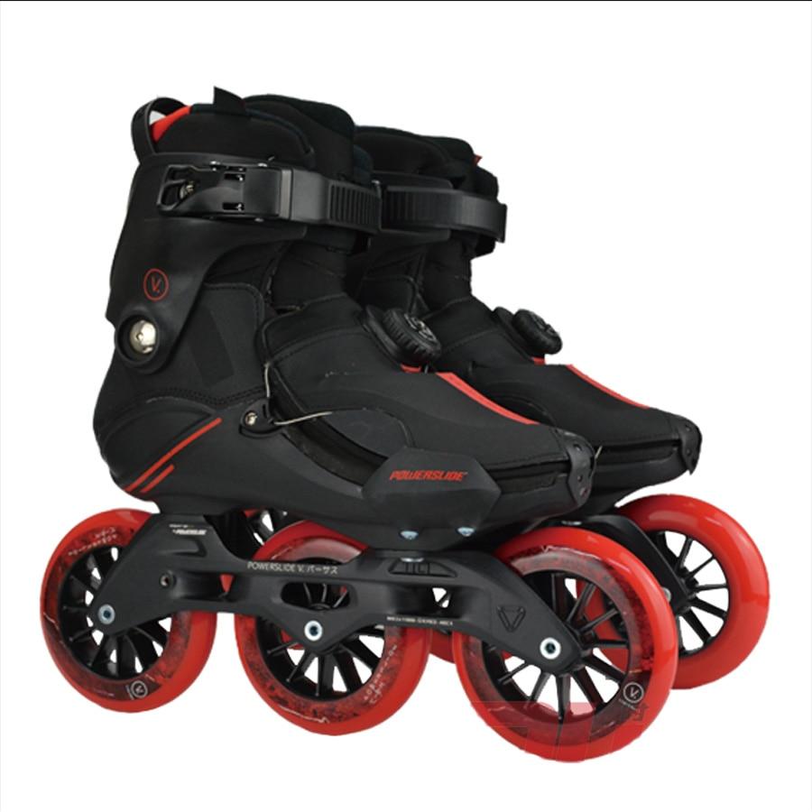 mm Derby SportOutdoor 110 Skate Roller 3 Inline MUVSzp